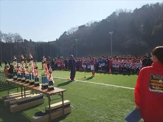 第29回近県小学生ラグビー交流大会